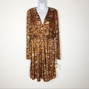 Altuzarra for Target Long Sleeve Dress NWT